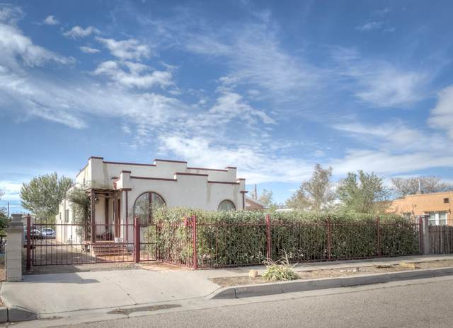 1311 8TH Street NW, Albuquerque, NM 87102 (MLS #980100) :: Campbell & Campbell Real Estate Services