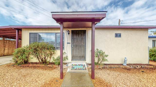 905 Santa Fe Avenue SW, Albuquerque, NM 87102 (MLS #980110) :: Campbell & Campbell Real Estate Services