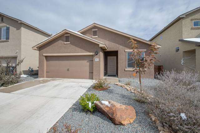 3012 Pauza Drive SW, Albuquerque, NM 87121 (MLS #980122) :: The Bigelow Team / Red Fox Realty