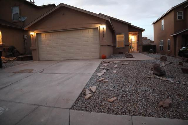 7319 Embarcadera Drive SW, Albuquerque, NM 87121 (MLS #980155) :: Campbell & Campbell Real Estate Services