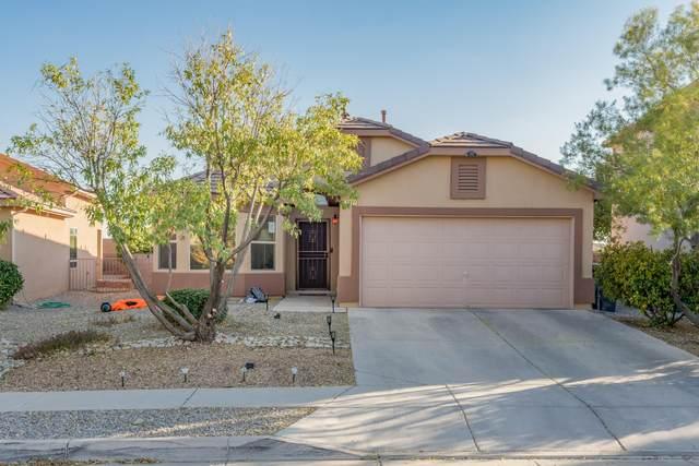 2827 Violeta Circle SE, Rio Rancho, NM 87124 (MLS #980159) :: Campbell & Campbell Real Estate Services