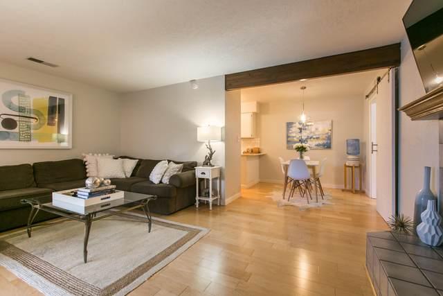 2900 Vista Del Rey NE 4C, Albuquerque, NM 87112 (MLS #980164) :: Campbell & Campbell Real Estate Services