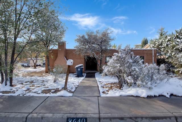 8640 Horacio Place NE, Albuquerque, NM 87111 (MLS #980173) :: Campbell & Campbell Real Estate Services