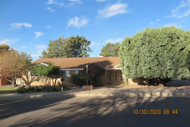 1125 Upland Drive NE, Albuquerque, NM 87112 (MLS #980175) :: Campbell & Campbell Real Estate Services