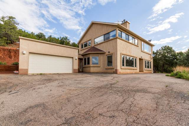 63 Villacitos Road, Tijeras, NM 87059 (MLS #980180) :: Campbell & Campbell Real Estate Services