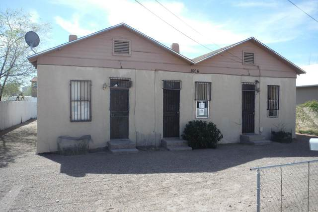 1006 Bellamah Avenue NW, Albuquerque, NM 87104 (MLS #980182) :: Campbell & Campbell Real Estate Services