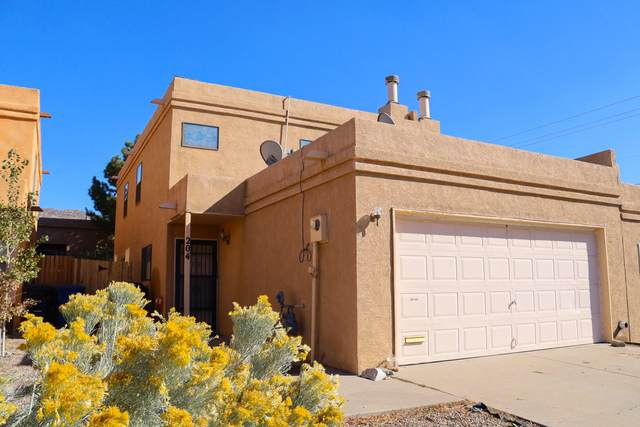 204 Panorama Place NE, Albuquerque, NM 87123 (MLS #980186) :: Campbell & Campbell Real Estate Services