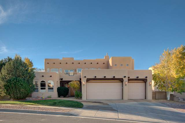 13316 Twilight Trail Place NE, Albuquerque, NM 87111 (MLS #980196) :: The Bigelow Team / Red Fox Realty