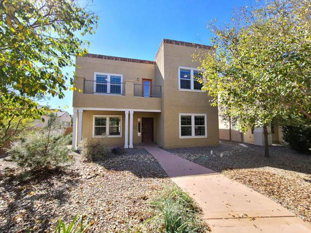 5716 Strand Loop SE, Albuquerque, NM 87106 (MLS #980200) :: The Bigelow Team / Red Fox Realty