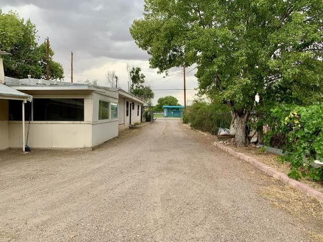 254 Atrisco Drive SW, Albuquerque, NM 87105 (MLS #980266) :: Campbell & Campbell Real Estate Services