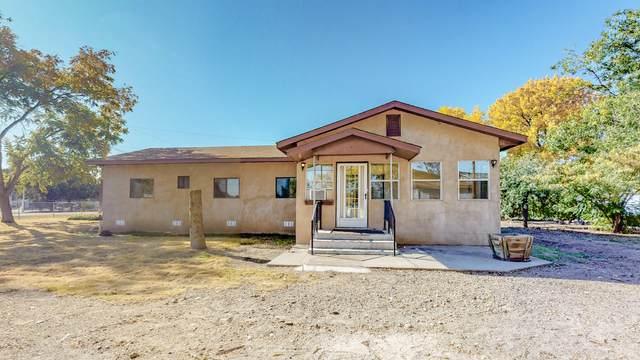 23 Palomas Road, Los Lunas, NM 87031 (MLS #980284) :: The Buchman Group
