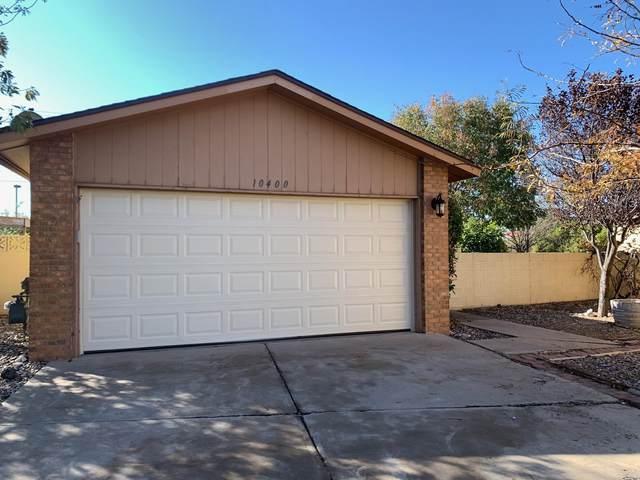 10400 Lagrange Park Drive NE, Albuquerque, NM 87123 (MLS #980291) :: Keller Williams Realty
