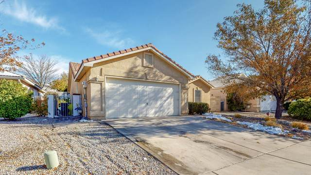 10832 Wasatch Road SE, Albuquerque, NM 87123 (MLS #980300) :: Campbell & Campbell Real Estate Services
