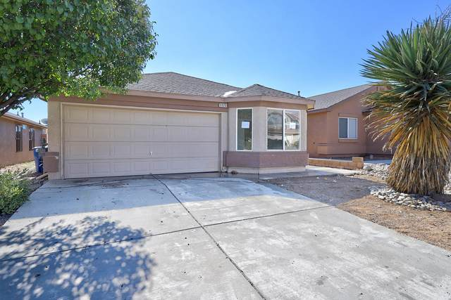 8920 Lower Meadow Trail SW, Albuquerque, NM 87121 (MLS #980340) :: The Bigelow Team / Red Fox Realty