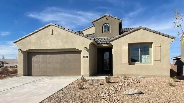 6312 Acadia Lane NE, Rio Rancho, NM 87144 (MLS #980349) :: Berkshire Hathaway HomeServices Santa Fe Real Estate