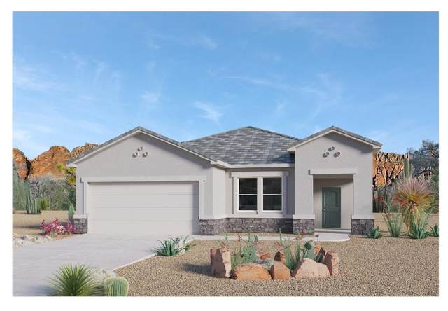 2009 Duke City Street SE, Albuquerque, NM 87123 (MLS #980381) :: Berkshire Hathaway HomeServices Santa Fe Real Estate