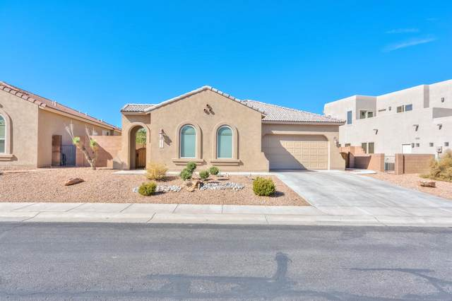 1011 Palo Alto Court, Bernalillo, NM 87004 (MLS #980385) :: Campbell & Campbell Real Estate Services