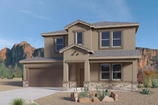 2027 Duke City Street SE, Albuquerque, NM 87123 (MLS #980387) :: Berkshire Hathaway HomeServices Santa Fe Real Estate