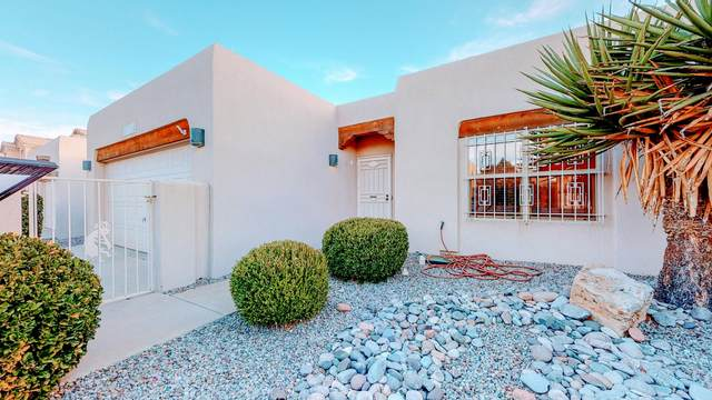 4016 Willowbrook Place NW, Albuquerque, NM 87114 (MLS #980408) :: Campbell & Campbell Real Estate Services
