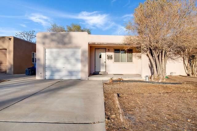 1419 Richmond Drive NE, Albuquerque, NM 87106 (MLS #980454) :: Campbell & Campbell Real Estate Services