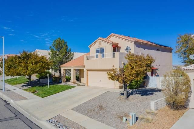 3453 Calle Suenos SE, Rio Rancho, NM 87124 (MLS #980470) :: Berkshire Hathaway HomeServices Santa Fe Real Estate