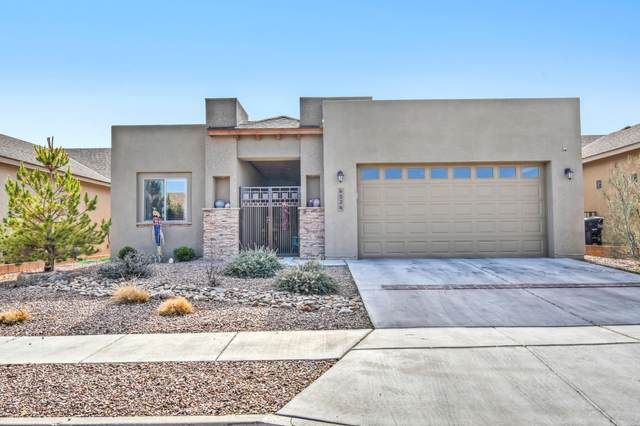 6524 Desert Spirit Road NW, Albuquerque, NM 87114 (MLS #980493) :: Campbell & Campbell Real Estate Services