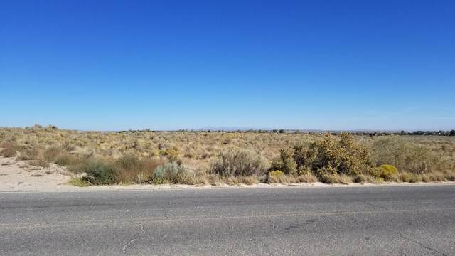 Paseo Del Norte NW, Albuquerque, NM 87114 (MLS #980507) :: The Bigelow Team / Red Fox Realty