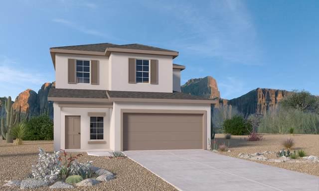4827 Kings Peak Drive, Rio Rancho, NM 87144 (MLS #980554) :: The Bigelow Team / Red Fox Realty