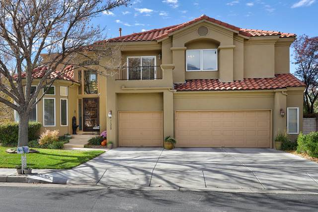 11320 Woodmar Lane NE, Albuquerque, NM 87111 (MLS #980564) :: The Bigelow Team / Red Fox Realty