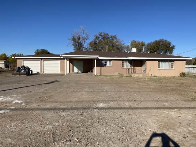 4969 Highway 314 SW, Los Lunas, NM 87031 (MLS #980578) :: The Bigelow Team / Red Fox Realty