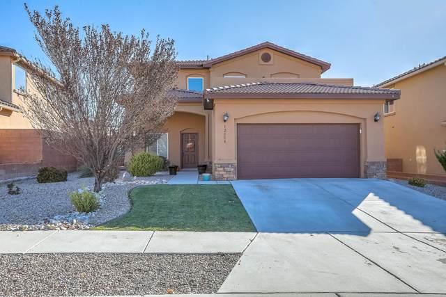 12116 Nashua Road SE, Albuquerque, NM 87123 (MLS #980690) :: Campbell & Campbell Real Estate Services