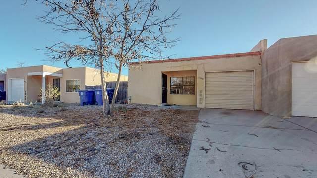6038 Staubach Avenue NW, Albuquerque, NM 87120 (MLS #980692) :: The Bigelow Team / Red Fox Realty