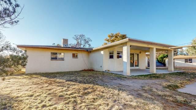 4036 Martin Road SW, Albuquerque, NM 87105 (MLS #980698) :: Berkshire Hathaway HomeServices Santa Fe Real Estate