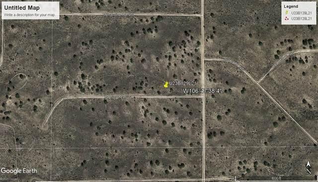 0 Sheridan Ct (U23 B129 L21 NW, Rio Rancho, NM 87144 (MLS #980774) :: Sandi Pressley Team