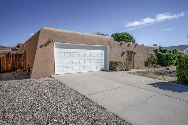 5404 Purcell Drive NE, Albuquerque, NM 87111 (MLS #980871) :: The Bigelow Team / Red Fox Realty