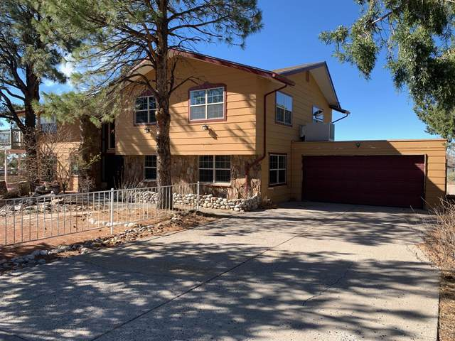 13307 Sunset Canyon Drive NE, Albuquerque, NM 87111 (MLS #980877) :: The Bigelow Team / Red Fox Realty