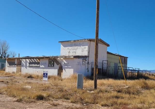723 Walker Street, Estancia, NM 87016 (MLS #980900) :: Sandi Pressley Team