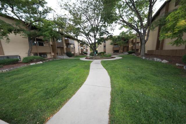 3851 Montgomery Boulevard NE #1024, Albuquerque, NM 87109 (MLS #980958) :: Campbell & Campbell Real Estate Services