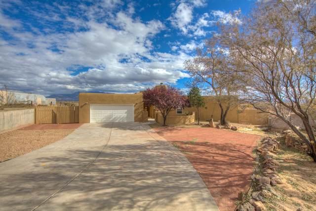 1828 Calle Del Vista Road NW, Albuquerque, NM 87105 (MLS #980968) :: The Bigelow Team / Red Fox Realty