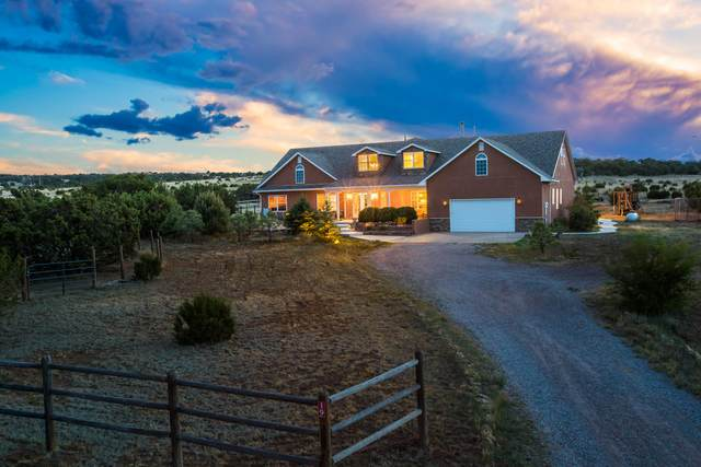 19 Weathersby Drive, Edgewood, NM 87015 (MLS #980996) :: The Buchman Group
