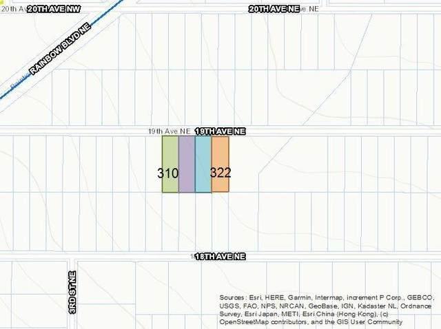 322 19th (U12 B59 L14,15,16 And 17 Avenue NE, Rio Rancho, NM 87144 (MLS #981017) :: Campbell & Campbell Real Estate Services
