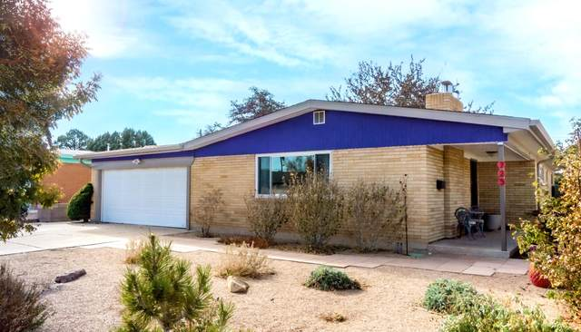 725 Truman Street NE, Albuquerque, NM 87110 (MLS #981024) :: Campbell & Campbell Real Estate Services