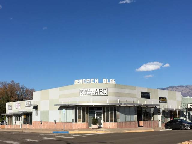 3001 Monte Vista Boulevard NE, Albuquerque, NM 87106 (MLS #981042) :: The Buchman Group