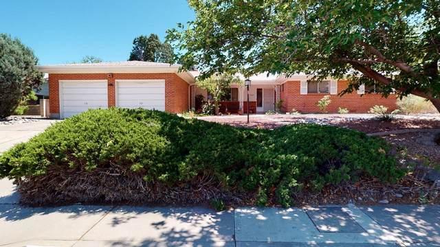 2408 Cutler Avenue NE, Albuquerque, NM 87106 (MLS #981048) :: Campbell & Campbell Real Estate Services