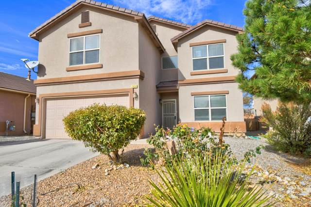 2804 Violeta Circle SE, Rio Rancho, NM 87124 (MLS #981055) :: Sandi Pressley Team