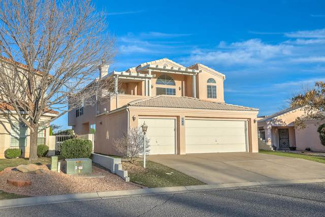 588 Superstition Drive SE, Rio Rancho, NM 87124 (MLS #981123) :: The Bigelow Team / Red Fox Realty