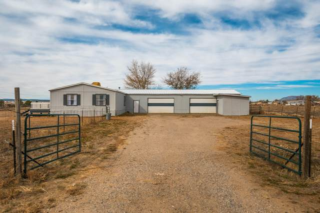 40 Manzano Street, Moriarty, NM 87035 (MLS #981126) :: Campbell & Campbell Real Estate Services