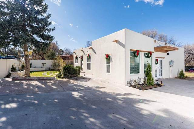2066 Calle Lorca, Santa Fe, NM 87505 (MLS #981181) :: Sandi Pressley Team