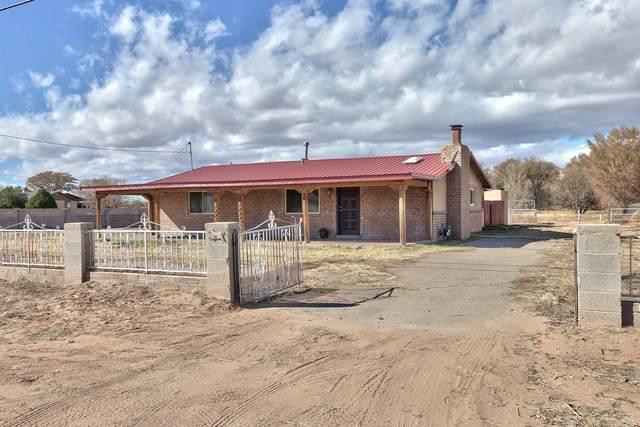 4115 Highway 314 SW, Los Lunas, NM 87031 (MLS #981215) :: The Bigelow Team / Red Fox Realty