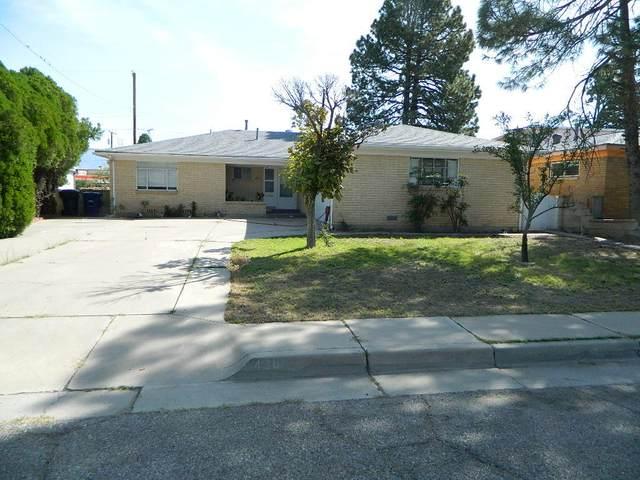 436 Valverde Drive SE, Albuquerque, NM 87108 (MLS #981224) :: The Buchman Group
